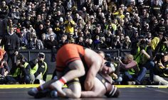How Iowa Wrestling Explains the American Midwest- The Guardian
