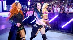 Charlotte & Becky Lynch vs. The Bella Twins: Photos | Raw