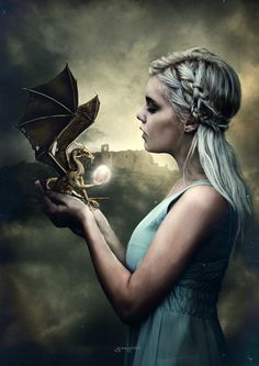 Trust Of Dragon by ~igreeny on deviantART
