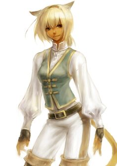 Mithra, Final Fantasy XI