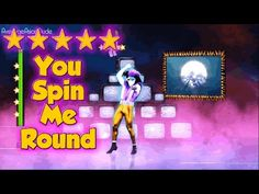 Just Dance 2015 - You Spin Me Round (Like A Record) - 5* Stars - YouTube Dance 2015, Video Websites, Dance Parties, Indoor Recess, Classroom Rewards, Dance Games, Spin Me, School Videos, Brain Breaks