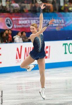 Agnes Zawadzki(USA) : NHK Trophy 2012