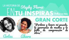 Historia del Gran Corte de Stephy Florez #Bellezaenrizos #YoQuieromipelucon #TuInspiras #Blog #Blogger #Curlyblogger #Curlyhair #Curls #Curlsonpoint #Afrohair #Motivación #BigChop #history