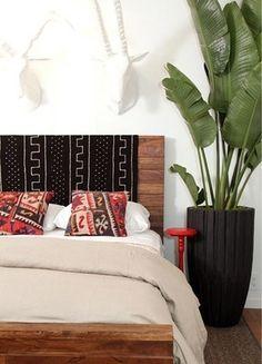 A por el estilo Afro Chic en casa - Deco & Living
