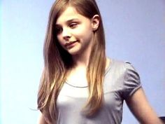 Chloe Moretz 14 minutes long Audition Tape for Let me in ! (Original HQ)