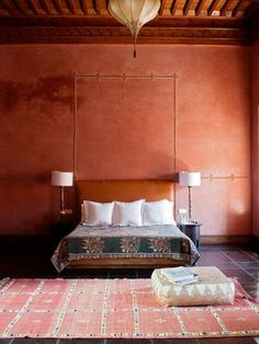 The Design of El Fenn Hotel in Marrakech is Instagram Gold | Architectural Digest