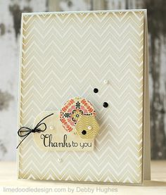 thanks to you by limedoodle - Cards and Paper Crafts at Splitcoaststampers