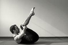 There are not enough guys that do Pilates. This is perfect