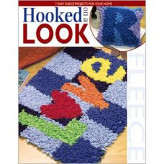 A Collective Journal: Latch Hook Rugs!