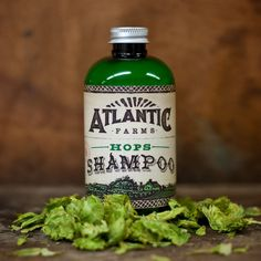 Hops Shampoo - Atlantic Farms $24.00