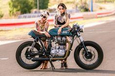 """709 Likes, 4 Comments - SAINT MOTORS Co.™ ☠️ 19⚡13 (@saint_motors) on Instagram: """" by @rocketgaragemagazine"""""""