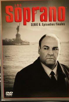 Los Soprano [Vídeo-DVD]. Serie 6 (Episodios finales) / created by David Chase