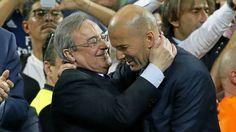 #Fútbol: Zidane ya sabe que seguirá en el banquillo del Real Madrid
