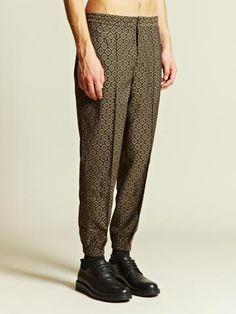 4542b801b2 Emiliano Rinaldi Men's Trousers. $286 from www.ln-cc.com Printed Trousers