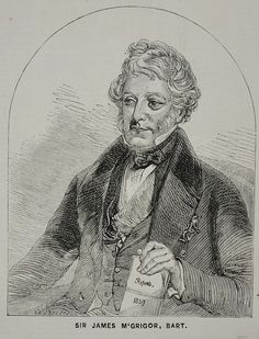 Sir James McGrigor, was a Scottish physician, military surgeon and botanist, largely responsible for the creation of the Royal Army Medical Corps.