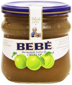 152€ - Bebé - Mermelada extra de ciruela - 340 g