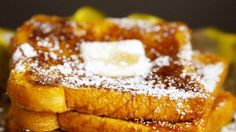 Easy Pumpkin Spice French Toast!