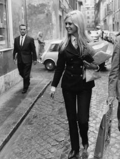 Was Brigitte Bardot the Beauty Muse Behind Tonight's Chanel's Métiers d'Art Show?