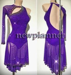 A Beautiful Ballroom Dance. tailor made ballroom competition dress. it is a professional dance dress which made by high quality Lycra. it is very shinny when you are under the spot light. Latin Ballroom Dresses, Ballroom Dancing, Samba, Dance Outfits, Dress Outfits, Dancing Outfit, Party Outfits, Figure Skating Dresses, Dance Costumes
