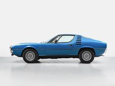 This Perfect-In-Blue Alfa Romeo Montreal Is The Perfect Weekend Getaway - Petrolicious