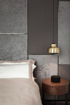 Modern Bedroom Design Inspiration Modern Bedroom Design Modern Bedroom Design InspirationThe bedroom is the perfect place at home for relaxation and reju Bedroom Design Inspiration, Modern Bedroom Design, Modern Decor, Interior Inspiration, Bedroom Designs, Design Ideas, Bedroom Styles, Contemporary Decor, Modern Interior