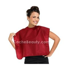 Comb Out Cape 299 Red *** This is an Amazon Affiliate link. You can get more details by clicking on the image.