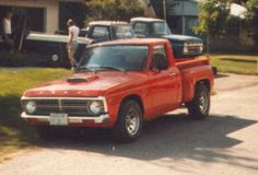 ford stepside | The California Stepsideconversion