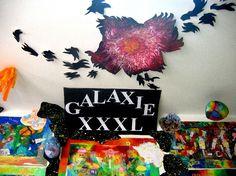Foto - Galaxie XXXL