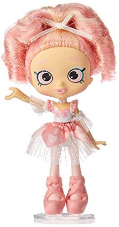 tula Shopkins Shoppies Amazon Exclusive Doll - Pirouetta Shopkins
