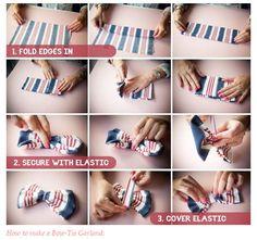 キッズ蝶ネクタイを作ってみよう!   結婚式 DIY&ハンドメイド作り方