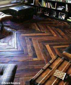 pallets de madera