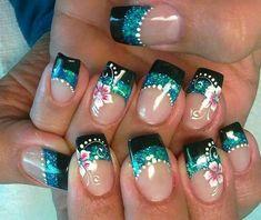 Uñas decoradas #cruisenails