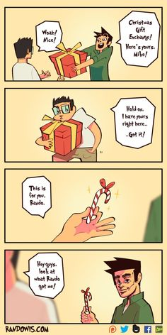 RandoWis :: Gift Exchange | Tapas - image 1