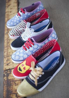 DIY Shoes : DIY Transform Your Keds with These 6 Unbelievably Easy