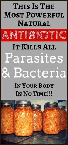 You wish you new this earlier: The Best Natural Antibiotic Ever! It Kills All Parasites and Cures Infections In Your Body in No Time Health Heal, Health And Wellness, Health Tips, Health Fitness, Natural Home Remedies, Herbal Remedies, Health Remedies, Natural Medicine, Herbal Medicine