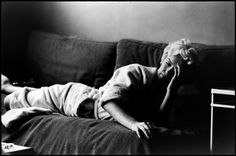 Marilyn on the set of The Seven Year Itch, 1954. Photo by Elliott Erwitt.