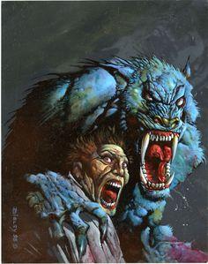 Beasts, Monsters & Nightmares… | The Art of Simon Bisley