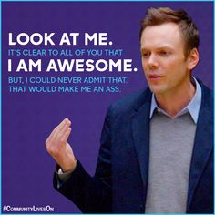 Jeff has given a lot of speeches, but they all have one thing in common: they're all different. #CommunityLivesOn