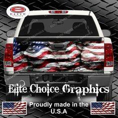FLAMING FENIX BIRD Burning Rear Window Graphic Decal Truck SUV Cap Van Dakota