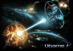 OGame is a browser-based, money-management and space-war themed MMO game. Millions of intergalactic emperors are fighting for supremacy in the universe with their tactical finesse and military strength. Reach for the stars and conquer the galaxy! Resource Management, Money Management, Space Games, Reaching For The Stars, Online Games, Universe, Darth Vader, Movie Posters, Shopping