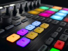 Maschine by Native Instruments / Create tight rhythms, harmonies and melodies in moments with MASCHINE - the groundbreaking instrument that combines a pattern-based sequencer, professional sampler, multi-effect unit and VST/AU plug-in host with tactile control.
