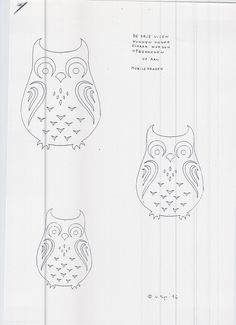uilen Paper Cutting Patterns, Kirigami, Holidays And Events, Mobiles, Stencils, Quartz, Paper Crafts, Letters, Templates