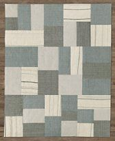R H Baby Porter Patchwork Wool Rug