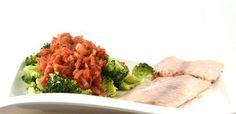 De inspiratie voor deze gepocheerde zalm met broccoli komt bij Heston Blumenthal vandaan. Heston is een sterrenchef en eigenaar van een 3-sterren restaurant.