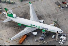McDonnell Douglas MD-11(F) B-16112 48789 Los Angeles Int'l Airport - KLAX