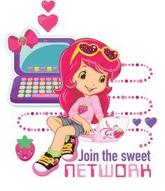 strawberry shortcake | Strawberry Shortcake Join the sweet NETWORK