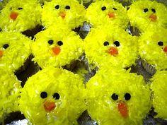Easter Chicks!