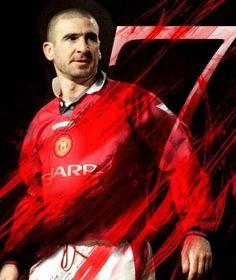 Eric Cantona, Manchester United Football, English Premier League, Man United, The Unit, King, History, Garden, Sports