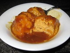Golden Syrup Dumplings recipe