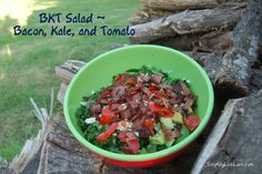 Salads on Pinterest | Strawberry fields salad, Creamy potato salad ...